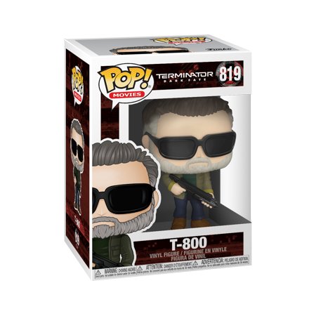 Funko POP Movies: Terminator Dark Fate - T-800