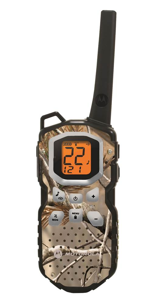 Waterproof 2-Way Radio with Accessories Set of 2 by Earl & Brown Co.