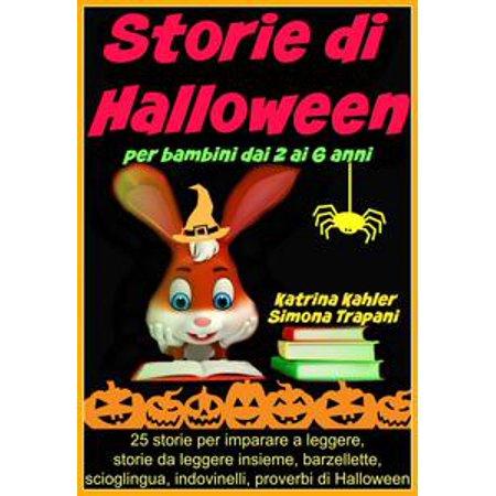 Storie di Halloween - eBook