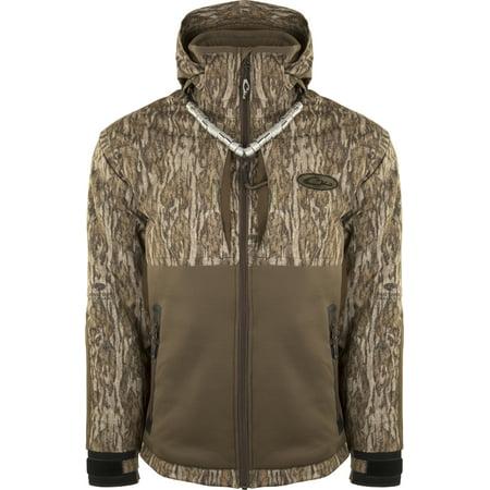 Freestone Wading Jacket (Guardian Full Zip Heavyweight Eqwader Wading Jacket with Hood (Bottomland, 2X-Large) )