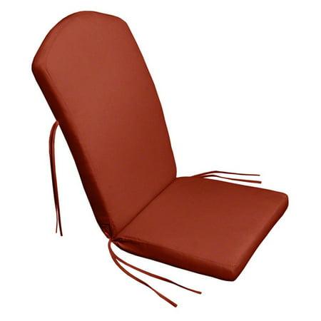 Cushion Source 47 x 21 in. Solid Sunbrella Adirondack Chair Cushion ()