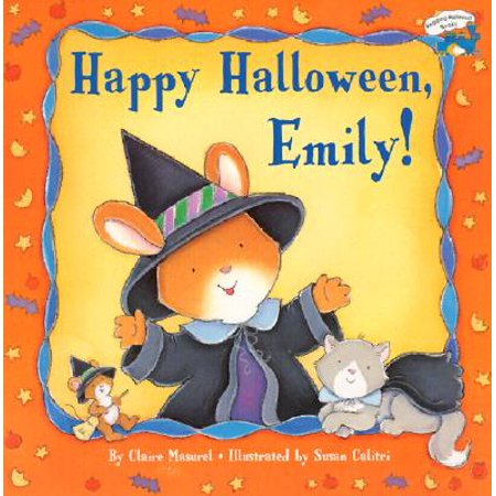Happy Halloween Emily!, Masurel, Claire (Thomas Emily Halloween)