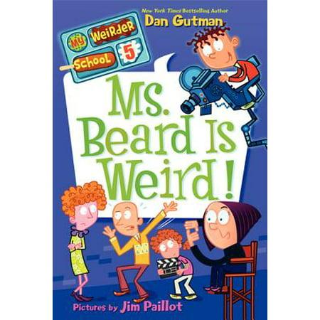 Ms. Beard Is Weird! (Best Beard In The World)
