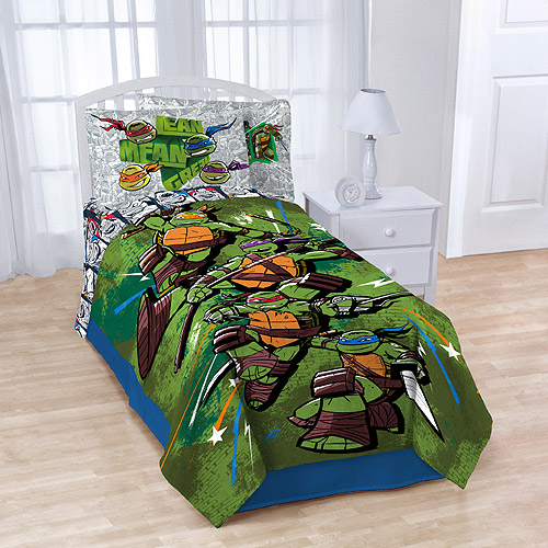 Teenage Mutant Ninja Turtles Blanket