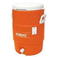Igloo 5 Gallon Seat Top Orange