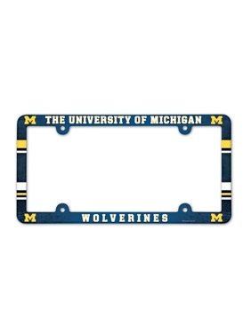 Michigan Wolverines License Plate Frame - Full Color