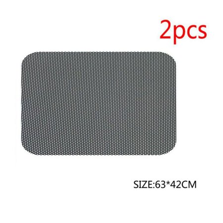 Car Accessories Curtain Windshield PVC Sticker Sun Shade UV Protection Side Window Film Car Stickers For Window Pvc Window Accessories