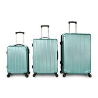 TravelerSpace FastTrack Hardside Expandable Luggage Set 3-Pc Deals