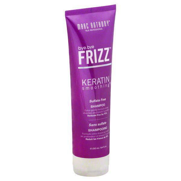 Marc Anthony True Professional Bye Bye Frizz Keratin Smoothing Shampoo 8.4 Oz
