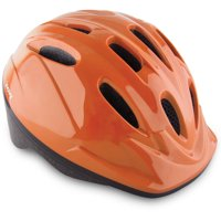 Joovy Noodle Kids Bicycle Helmet with Vented Air Mesh and Visor, Black