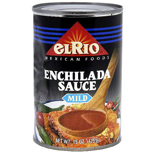 El Rio Mild Enchilada Sauce, 15 oz (Pack of 12)