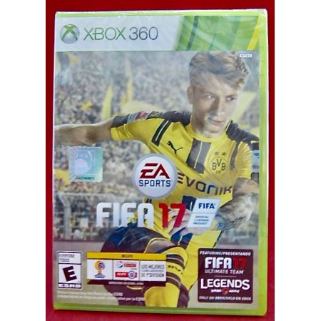 New Electronic Arts Video Game Fifa 17 Microsoft Xbox