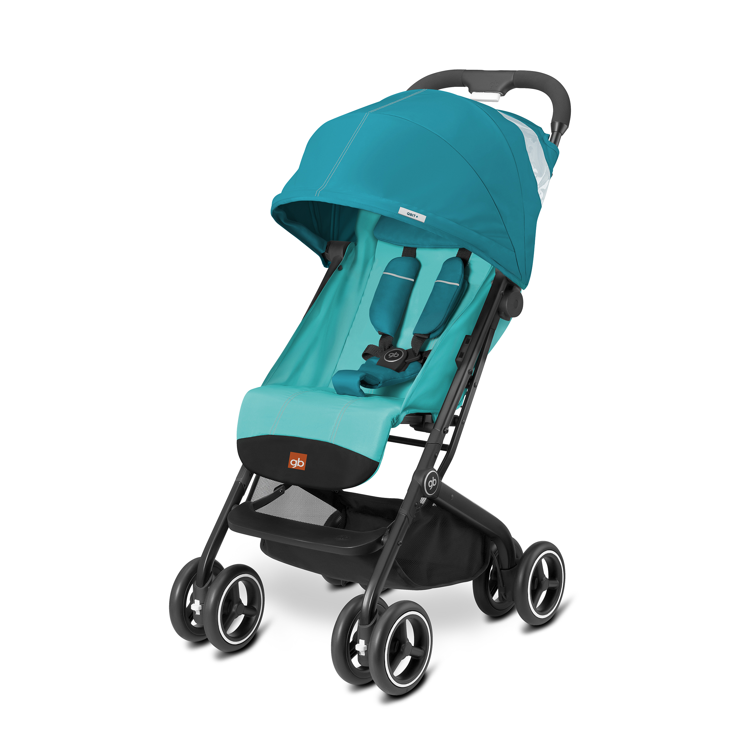 gb Qbit + Lightweight Stroller, Capri Blue by GB