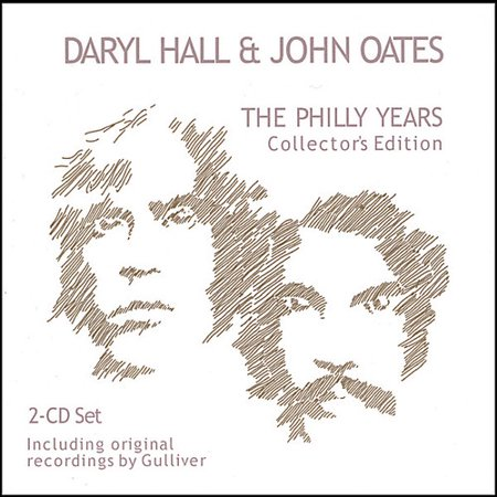 Hall   Oates   Philly Years  Cd