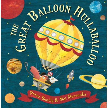 Andersen Press Picture Books (Hardcover): The Great Balloon Hullaballoo (Hardcover) Balloon Animals Book