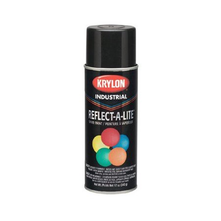 Krylon 16 Oz Reflect A Lite Clear Spray Paint Set Of 12