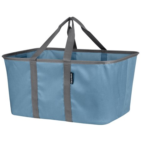 Clevermade Laundry Basket Tote 2pk