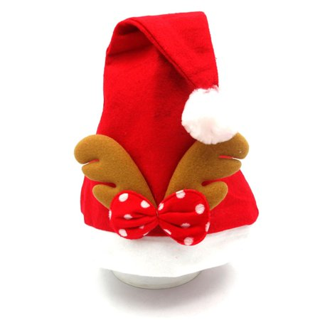 Santa Hats For Sale (Flying Outlets Santa Reindeer Kids Christmas Hat Christmas Gifts For Children Mew Year)