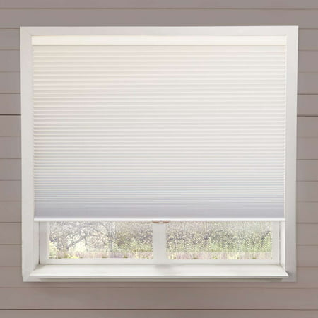 Chicology Cordless Cellular Shade, Privacy Single Cell Window -
