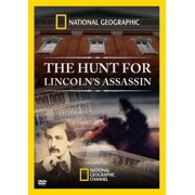 National Geographic Hunt for Lincoln's Assassin [DVD] by NATIONAL GEOGRAPHIC VIDEO