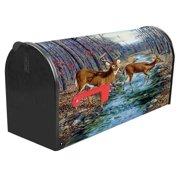 Sainty International Post Mounted Mailbox