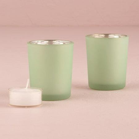 Votive Mint - Mint Classic Glass Votive Holder