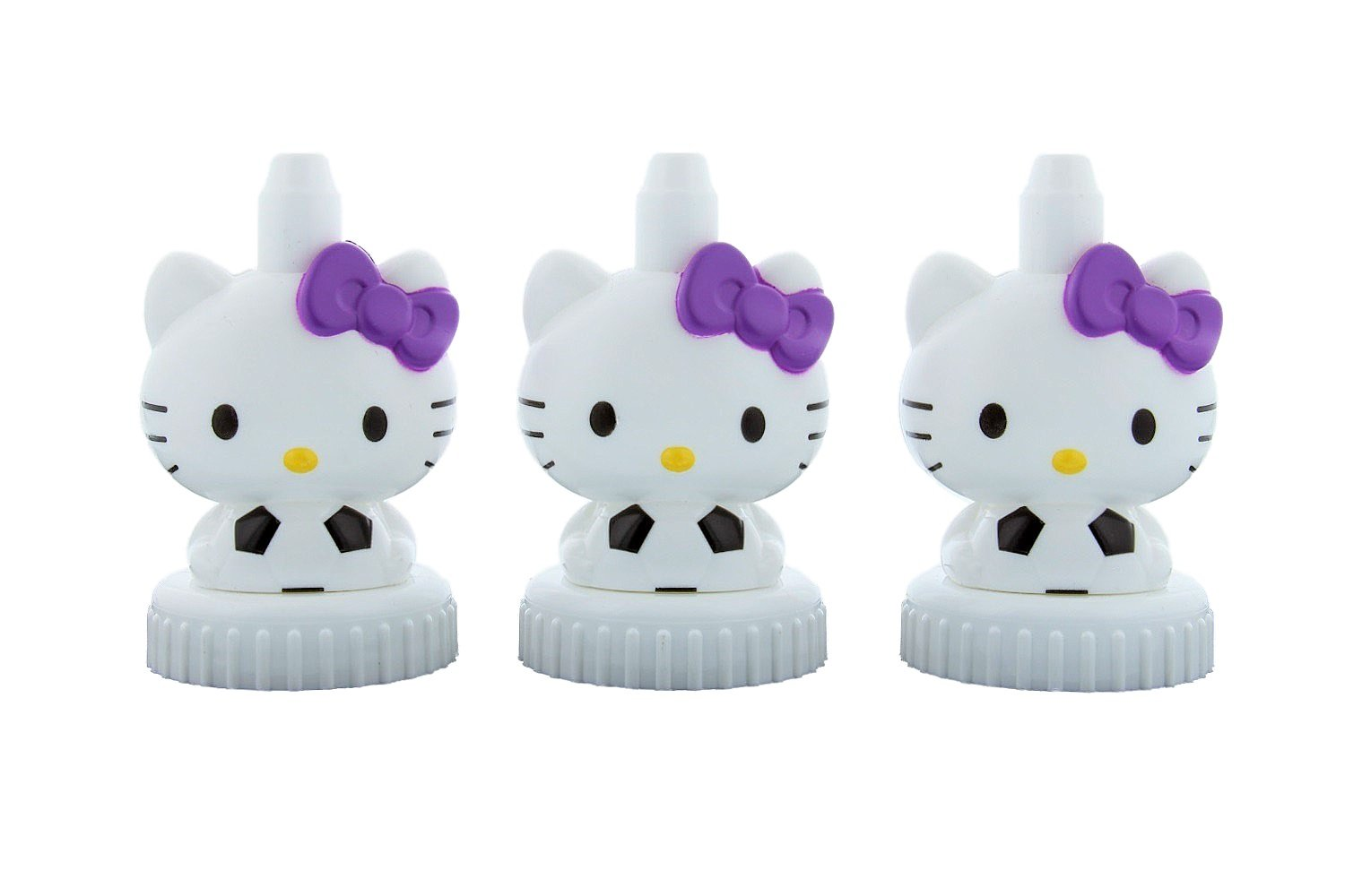 hello kitty pencil toppers 3 pack