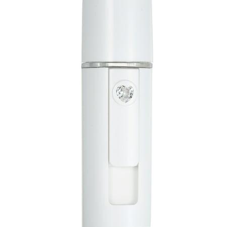 Mini Nano Spray Hydratant Brume Beauté Hydratant Hydratant Appareil Portable De Vaporisation Soin Du Visage Soins Du Visage USB Humidificateur Rechargeable Nano Pulvérisateur À Main - image 6 de 7