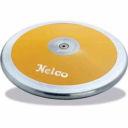 Gold Lo-Spin Discus (Brushed Steel Discus)