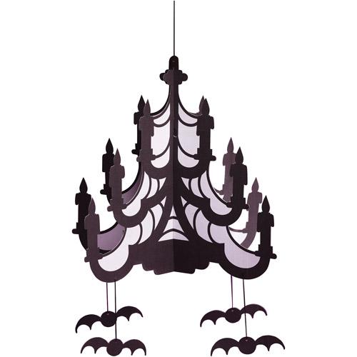 Halloween Spider Chandelier