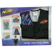 Nerf Elite Total Tactical Pack Toy Foam Blasters and Guns NER0163
