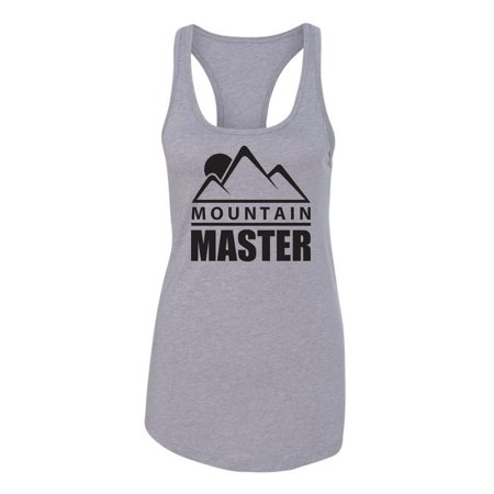 Mountain Master Camping Hiking Climbing Women Tank