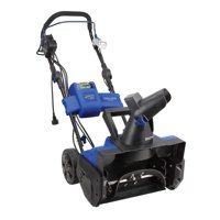 Snow Joe iON18SB-HYB Hybrid Single Stage  Snow Blower , 18-Inch  - 40 Volt  - 13.5 Amp , Brushless
