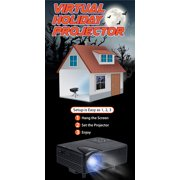 Mr Christmas Projector.Mr Christmas Indoor Virtual Holiday Projector Halloween
