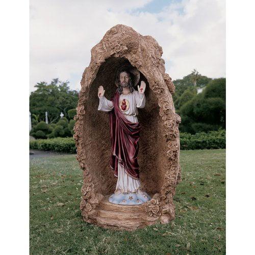 Design Toscano Meditation Grotto of Sorrento Garden Statue