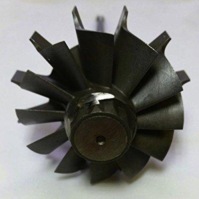 holset hx35 h1c turbine wheel shaft