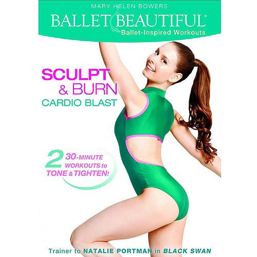 Ballet Beautiful: Sculpt & Burn Cardio Blast (Widescreen)