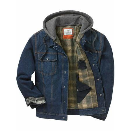 Legendary Whitetails Men's Hideout Denim Jacket ()