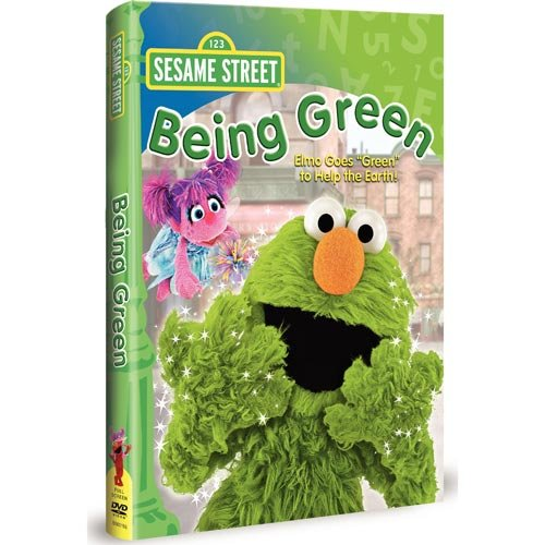 Sesame Street: Being Green (Full Frame) by GENIUS PRODUCTS INC