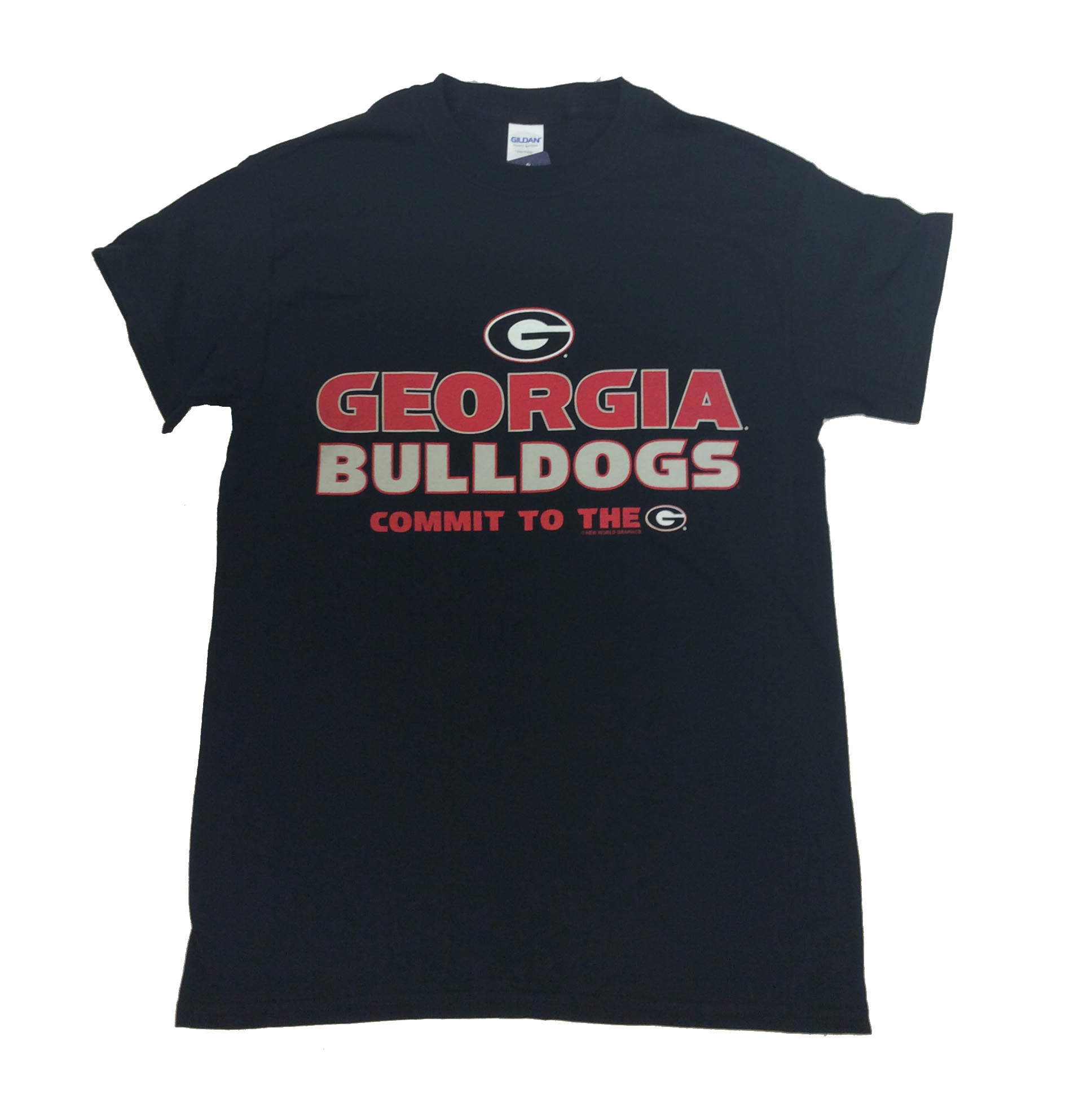 Georgia Bulldogs 2017 Commit to the G T-shirt
