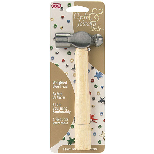 Craft and Jewelry Mini Hammer, 6""
