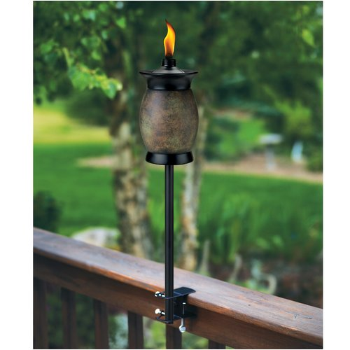 TIKI Brand Deck Torch Bracket