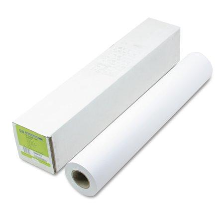 HP Designjet Inkjet Large Format Paper,4.9 mil, 24