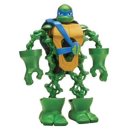 Rise of the Teenage Mutant Ninja Turtle Nano Clix Leonardo Figure](Leonardo The Ninja Turtle)