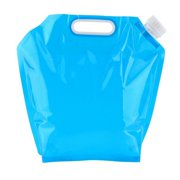Hottest Outdoor Sporting Goods Collapsible Portable Water Bag Sports Water Storage Bag10L