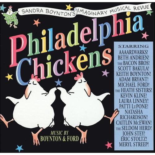 Sandra Boynton's Imaginary Musical Revue: Philadelphia Chickens