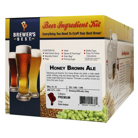 Brewer's Best Honey Brown Ale