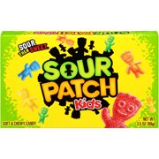 Sour Patch Kids, Soft & Chewy Candy, 3.5 oz