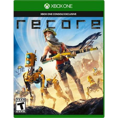 Recore, Microsoft, Xbox One, 889842133776