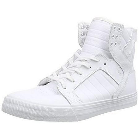 detailed look 24d5e a1f0d Supra - Supra Skytop Medium High Fashion Sneaker Shoe - Mens - Walmart.com